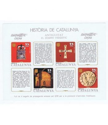 Història de Catalunya nº11 Antiguitat. El domini Visigòtic  - 2