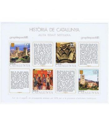 Història de Catalunya nº12 Alta Edat Mitjana  - 2