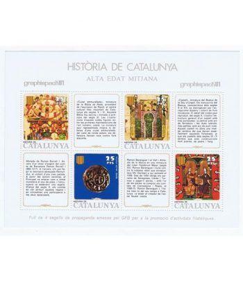Història de Catalunya nº13 Alta Edat Mitjana  - 2