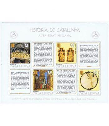Història de Catalunya nº14 Alta Edat Mitjana  - 2