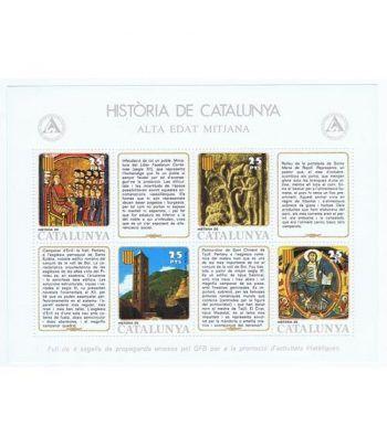 Història de Catalunya nº15 Alta Edat Mitjana  - 2