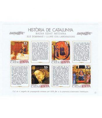 Història de Catalunya nº18 Sobirans i col.laboradors. MOSTRA  - 2