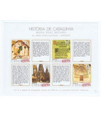 Història de Catalunya nº26 Món intel.lectual i Artístic. MOSTRA  - 2