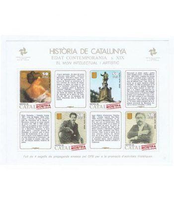 Història de Catalunya nº43 Món intel.lectual i Artístic. MOSTRA  - 2