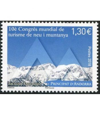 820 10º Congrés mundial de turisme de neu i muntanya  - 2