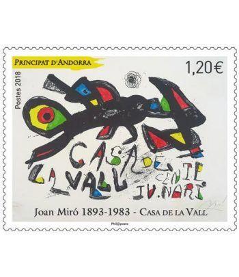 """822 Joan Miró """"Casa de la Vall""""  - 2"""