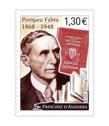 827 Personajes. Pompeu Fabra 1868-1948  - 2