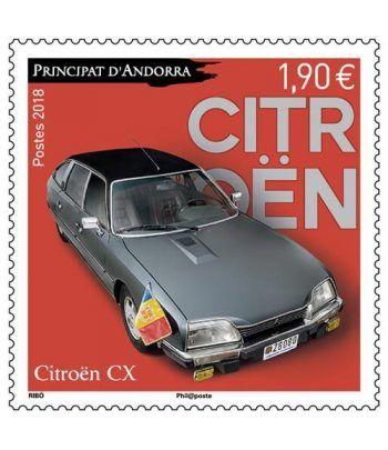 832 Automóviles. Citroën CX  - 2