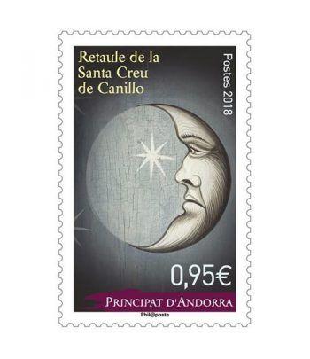 833 Retaule de la Santa Creu de Canillo  - 2