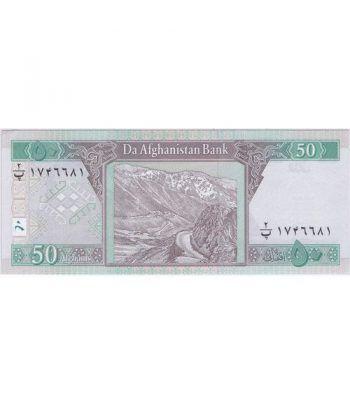Afganistan 50 afghanis 2002  - 1