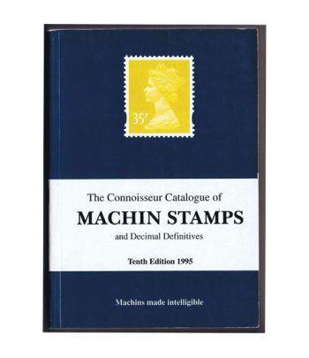 Catálogo de sellos Machin Stamps and Decimal Definitives. Catalogos Filatelia - 1