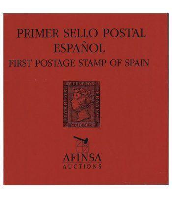 Subasta AFINSA Catálogo Primer sello Español. 1997.  - 1