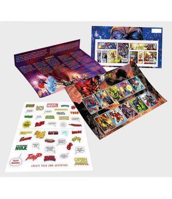 Comics Gran Bretaña 2019 Marvel. Pack Presentación.  - 1
