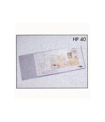 LEUCHTTURM Funda (220 x 114) Billetes, sobres alargados (50 u.) Bolsas archivo - 2