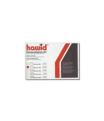 HAWID F. carton e. f. (210x148) Funda protectora (10 u.) Fichas Clasificadoras - 2