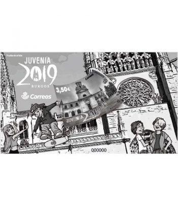 Prueba Lujo 142 JUVENIA Burgos 2019  - 2