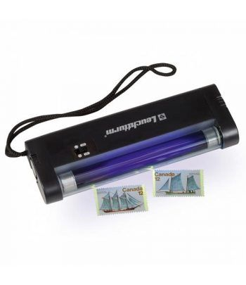 LEUCHTTURM Lámpara UV de mano (onda larga) a pilas. Lamparas UV. - 2