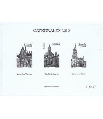 Prueba Lujo 103A Catedrales 2010.  - 2