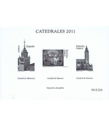 Prueba Lujo 106A Catedrales 2011.  - 2