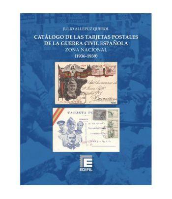 EDIFIL Tarjetas Postales Guerra Civil Española. Zona Nacional .  - 2