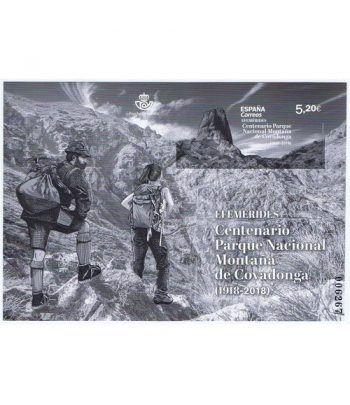 Prueba Lujo 144 Centenario Parque Nacional Covadonga.  - 2
