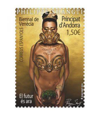 487 Biennal de Venècia. El futur ès ara  - 2