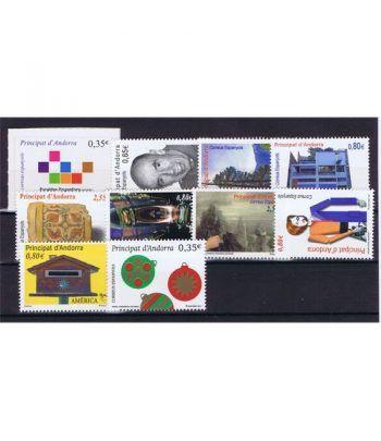 Andorra Española año completo sellos 2011  - 2