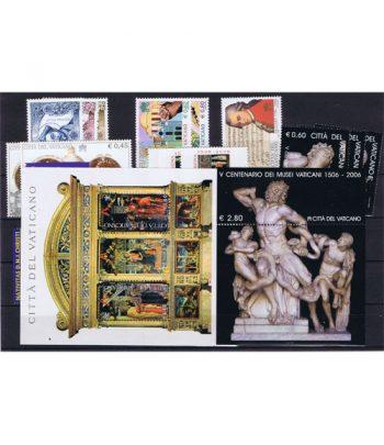 Vaticano (2006) Año completo sin carnet  - 1