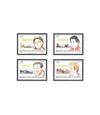 210/213 Campeones Automovilísticos  - 2