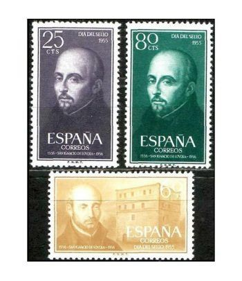 1166/68 IV Centenario de la muerte de San Ignacio de Loyola  - 2