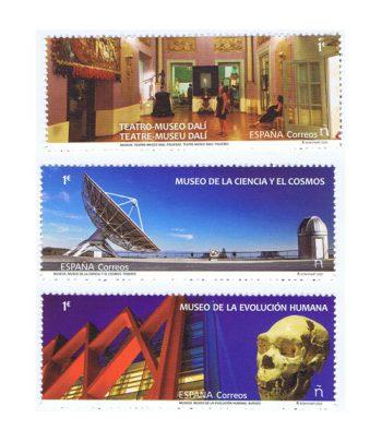 Sello de España 5392/4 Museos españoles 2020.  - 1