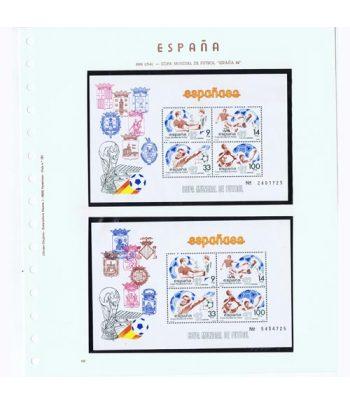 Colección Sellos de España 1982/1993.  - 6