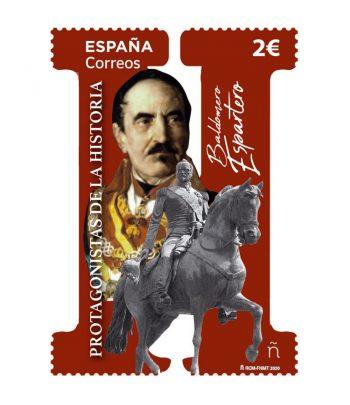 Sello de España 5422 Baldomero Espartero  - 1