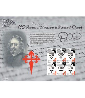 Pliego Premium año 2020 nº 95 Francisco de Quevedo  - 1