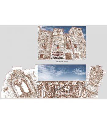 Sello de España 5442 EXFILNA 2020. Cáceres  - 2