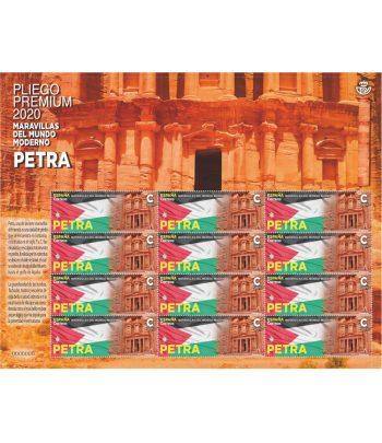 Pliego Premium año 2020 colección completa. 15 pliegos  - 2