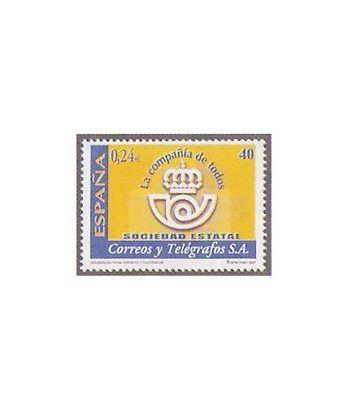 3815 Correos y Telégrafos  - 2