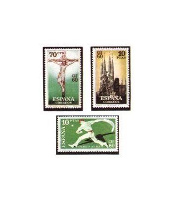 1280/89 I Congreso Internacional de Filatelia  - 2