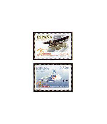 3907/08 75º aniversario del primer vuelo de Iberia  - 2