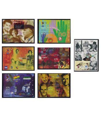 3944/50 HB Exposición Mundial de Filatelia Juvenil  - 2