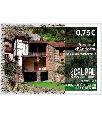 Andorra Española 497 Inauguració de Cal Pal de la Cortinada  - 1