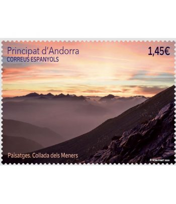 Andorra Española 501 Collada dels Meners  - 1
