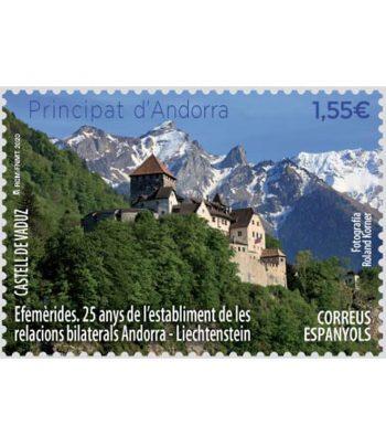 Andorra Española 502 relacions bilaterals Andorra-Liechtenstein  - 1