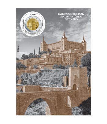 Sello de España 5464 HB Centro Histórico de Toledo.  - 1