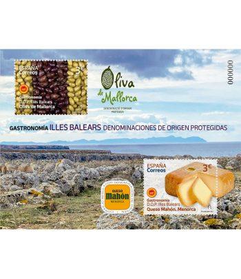 Sello de España 5465 HB D.O. Protegidas Illes Balears  - 1