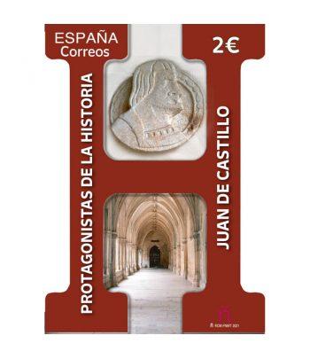 Sello de España 5479 Protagonistas de la Historia.  - 1