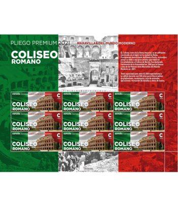 2021 Pliego Premium 100 Coliseo Romano  - 1