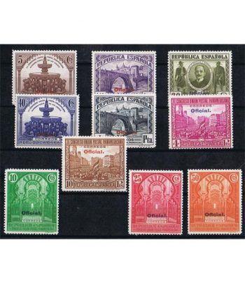 0620/29 III Congreso de la Unión Postal Panamericana (Oficial)  - 2