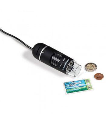 LEUCHTTURM Microscopio Digital USB de 10 a 300 aumentos  - 1 Filatelia.shop