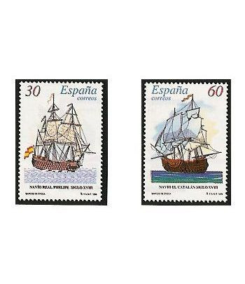 3413/14 Barcos de Época  - 2
